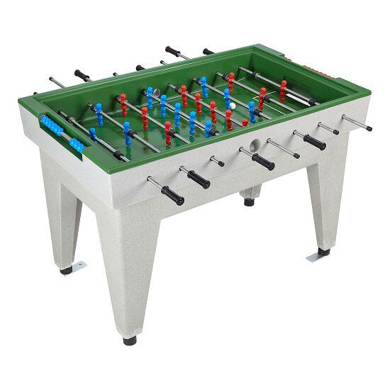 Acrylic Concrete Table Football Table Green