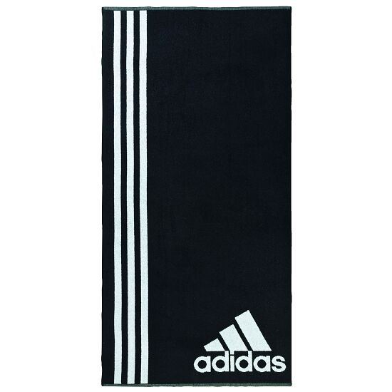 Adidas® Badetuch Black/White
