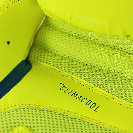 """Adidas Boxhandschuhe  """"Speed 100"""" Gelb-Blau, 8 oz."""