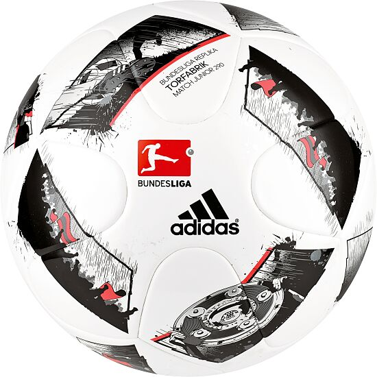 """Adidas® Fußball """"Torfabrik 2016 Junior"""" Größe 4, ca. 290 g"""