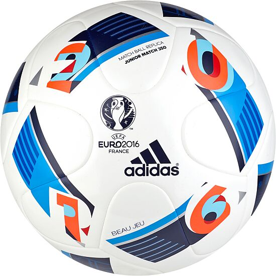 "Adidas® Fußball ""UEFA EURO 2016 Junior Match Beau Jeu"" Junior Match 350"