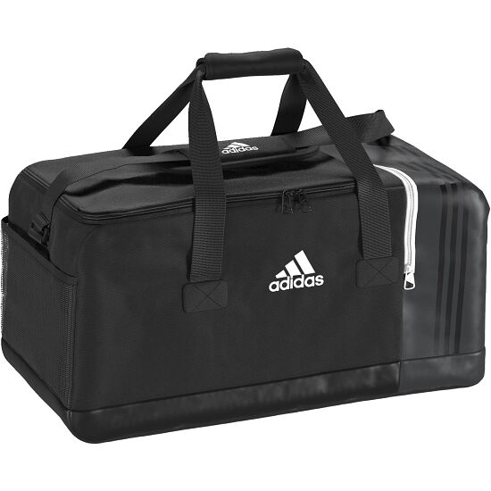 "Adidas® Teambag ""Tiro"" 32x70x32 cm, Schwarz-Grau"