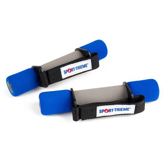 Aerobic håndvægte 0,5 kg, blå