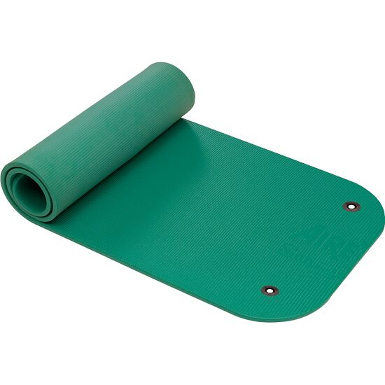 """Airex® """"Coronella"""" Exercise Mat With eyelets, Green"""