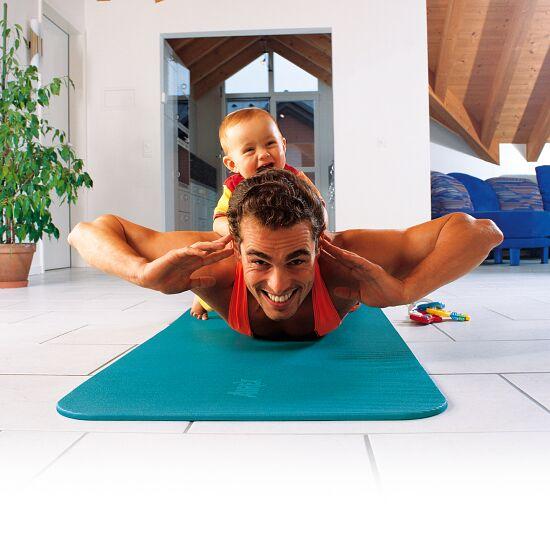 """Airex® Gymnastikmatte """"Fitline 140"""" Wasserblau"""