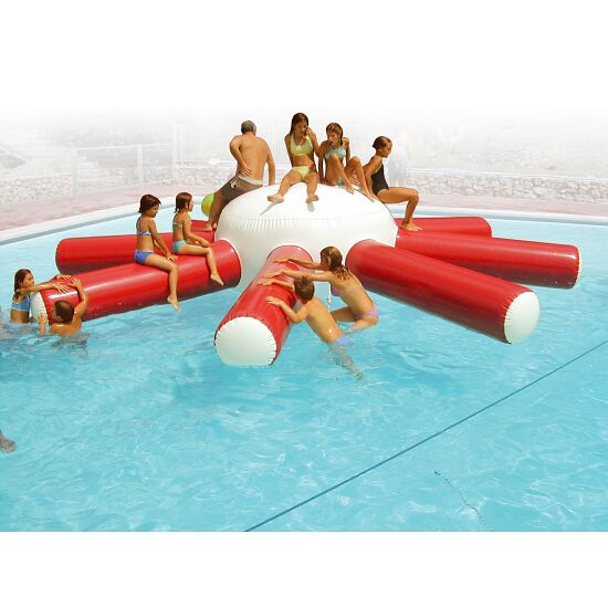 Airkraft Inflatable 600x600x120 cm, approx. 35 kg
