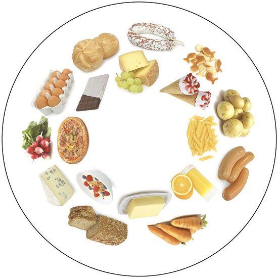 Aktivierungsscheiben Lebensmittel
