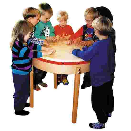 Allton bordtromme ø 80 cm, naturskind