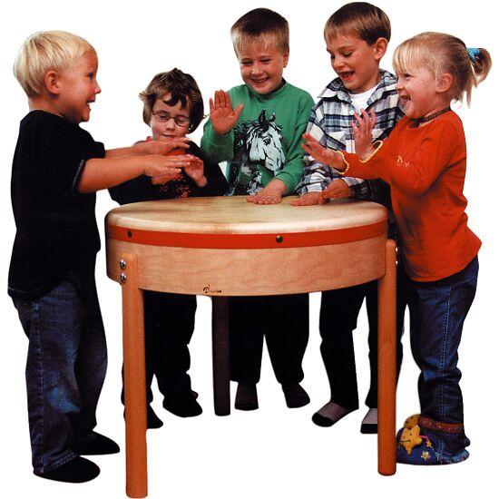 Allton Table Drum ø 60 cm, natural hide