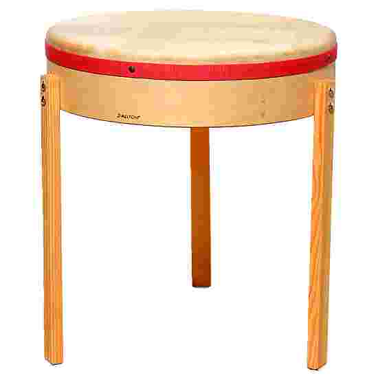 Allton Table Drum ø 60 cm, natural hide