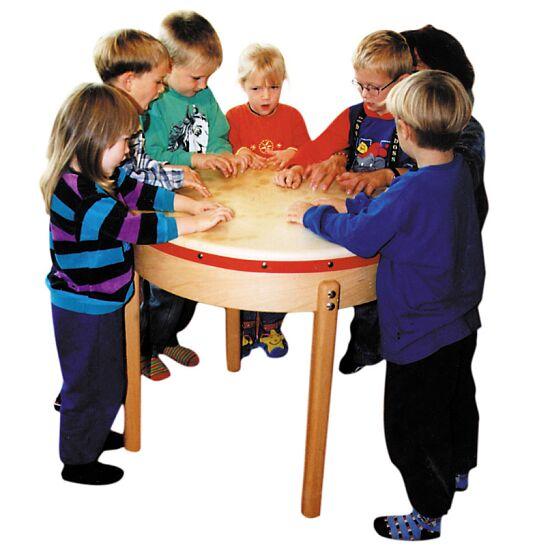 Allton Table Drum ø 80 cm, natural hide