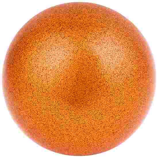 "Amaya ""Glitter"" Gymnastics Ball Orange"