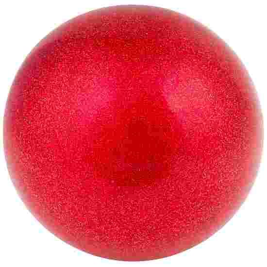 "Amaya ""Glitter"" Gymnastics Ball Red"