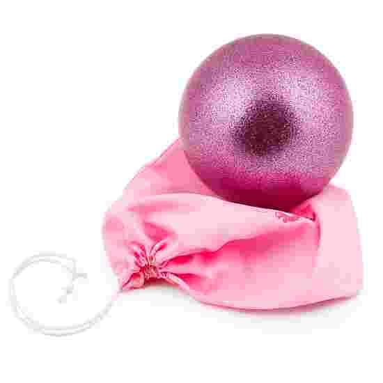 """Amaya """"Glitter"""" Gymnastics Ball Lilac"""