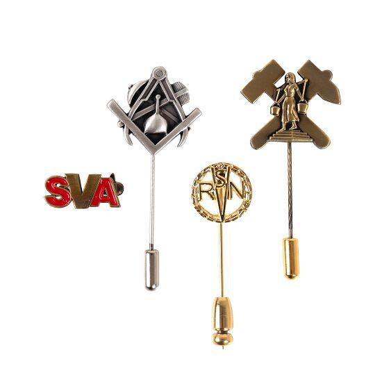 Anstecknadel Metallabzeichen im Gussverfahren