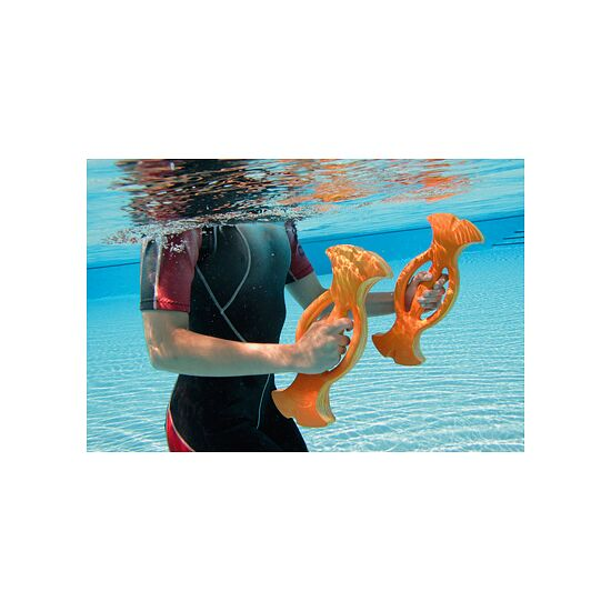 """Aqua Sphere® Aqua-Jogging Hanteln """"Ergo Bells"""""""
