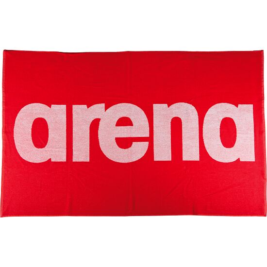 "Arena® Badetuch ""Handy"" Red/White"