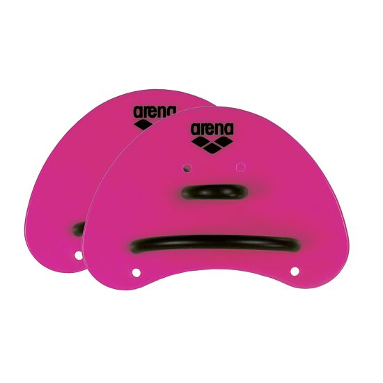Arena® Elite Finger Paddles Pink/Black