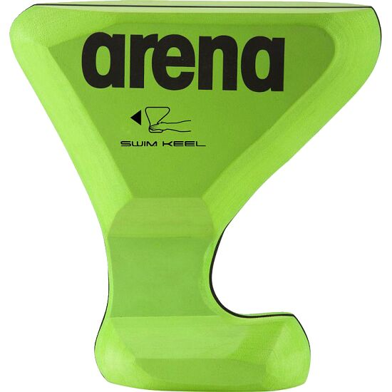 Arena Swim Keel Acid lime/Black