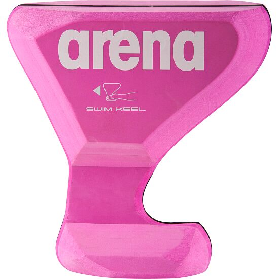 Arena® Swim Keel Pink/Black