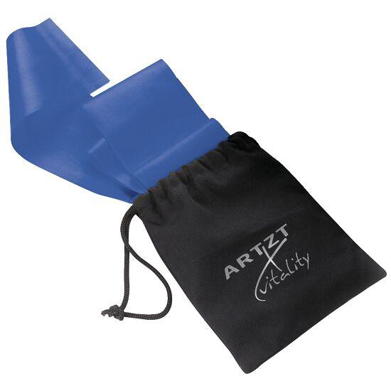 Artzt® Vitality Übungsband, latexfrei 2,5 m, Blau, extra stark