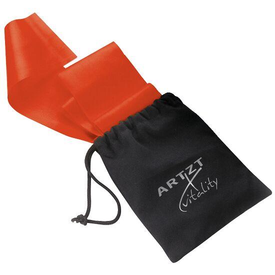 Artzt Vitality Latex-Free Exercise Band 2.5 m, Red, medium