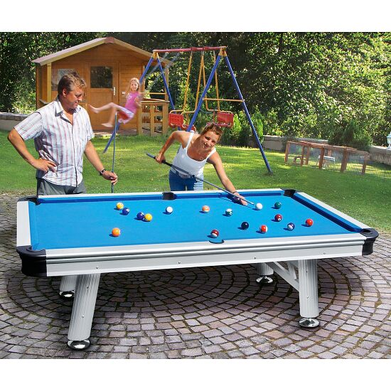 "Automaten Hoffman® ""Garden Outdoor Aluminium"" Pool Table"