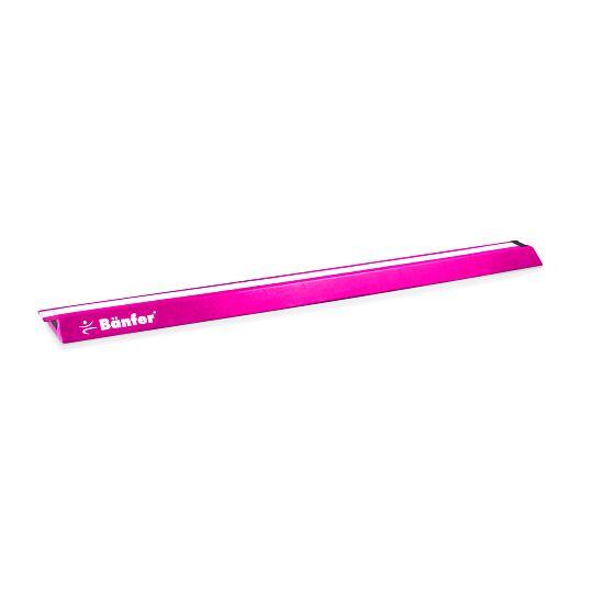 Bänfer Übungsschwebebalken 2 m, Pink