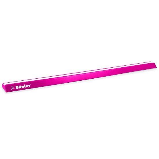Bänfer Übungsschwebebalken 3 m, Pink