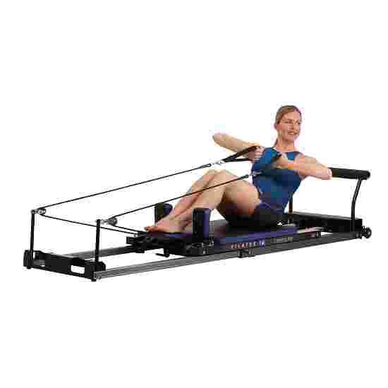 Balanced Body Pilates IQ Reformer Horizontal wheels