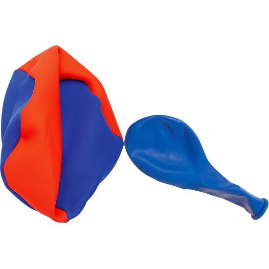 Ballonhüllen mit Luftballons
