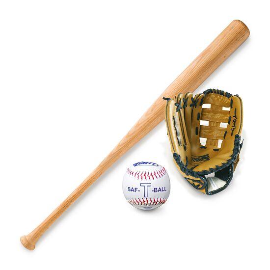 "Base-/Teeball-Set ""Senior"" Mit rechtem Fanghandschuh"