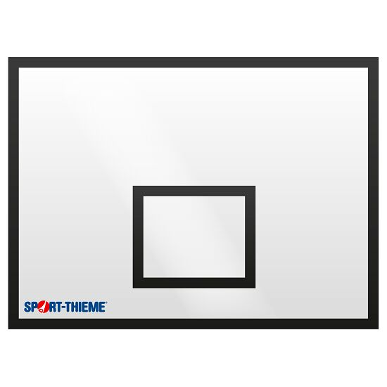 Basketball backboard made from MDF 180x120 cm, 21 mm