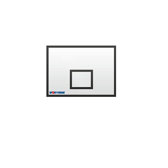Basketball-Board aus GFK 120x90 cm, 27 mm