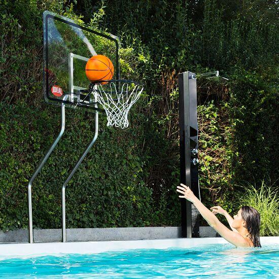 Basketballkorb für Schwimmbecken
