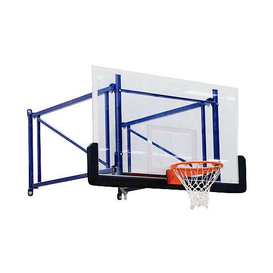 Basketbold-vægmontage drejelig og højdeindstillelig Fremspring 170 cm, Betonvæg