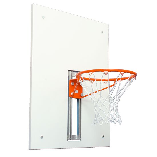 Basketplade til basketball-stige