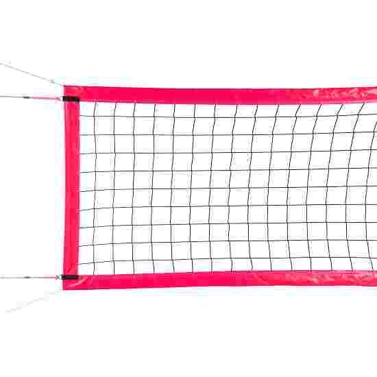 Beach Volleyball Tournament Net, for 18x9-m Court