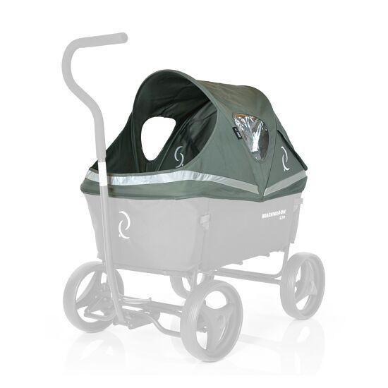 "Beach Wagon Company Canopy for the ""Lite"" Push-Along Cart Dark grey"