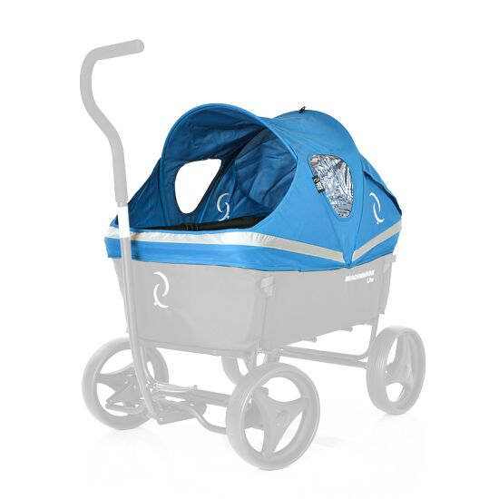 "Beach Wagon Company Canopy for the ""Lite"" Push-Along Cart Blue"