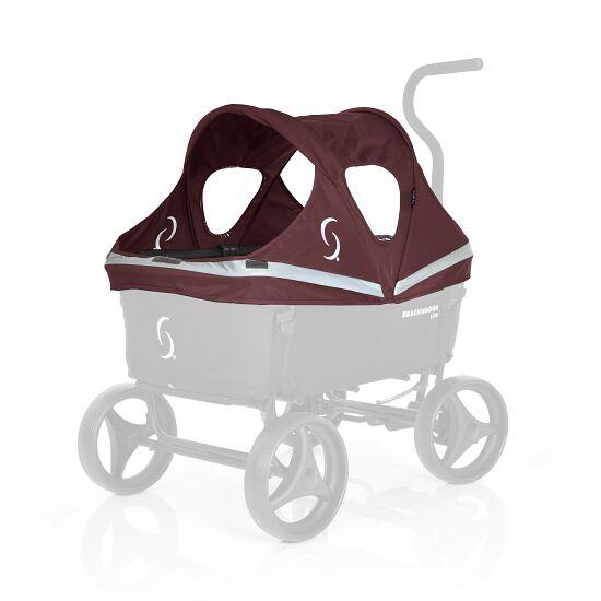 "Beach Wagon Company Canopy for the ""Lite"" Push-Along Cart Dark brown"