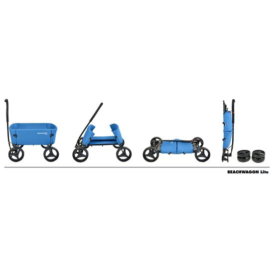 "Beach Wagon Company ""Lite"" Push-Along Cart Sand"