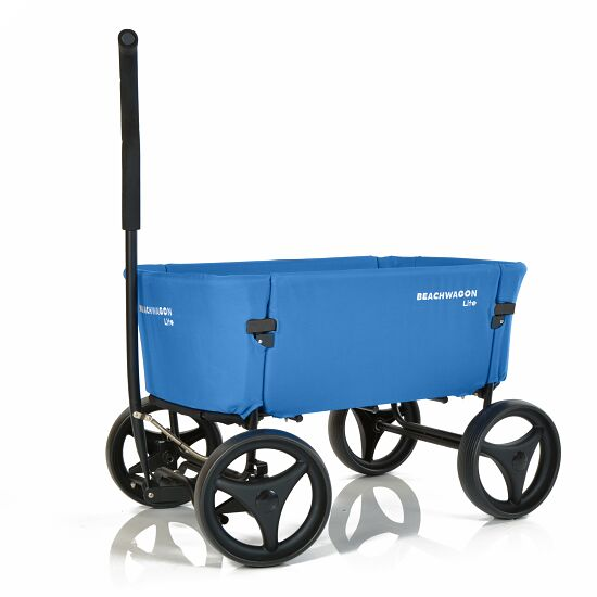 "Beach Wagon Company ""Lite"" Push-Along Cart Blue"