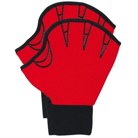 Beco Aqua Fitness-Handschuhe, offen M, Rot