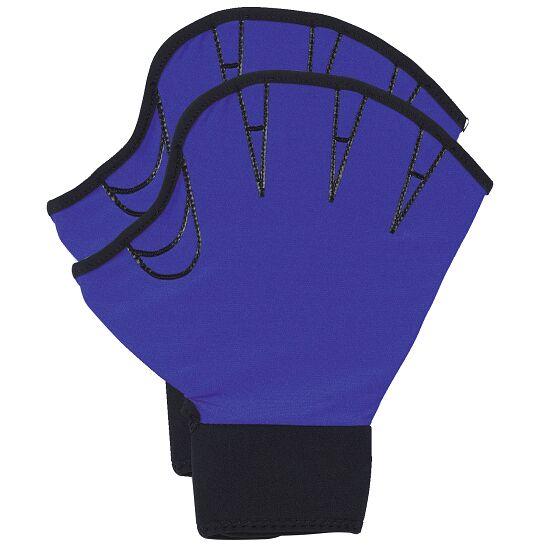 Beco Aqua Fitness-Handschuhe, offen L, Blau