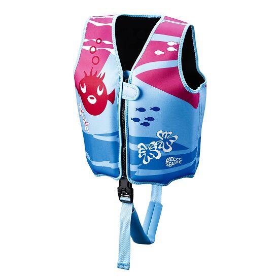 Beco-Sealife Schwimmweste Blau-Pink
