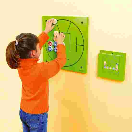 """Beleduc """"3 in a Row"""" Wall-Mounted Game"""