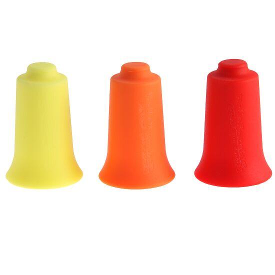 """BellaBambi® """"Trio"""" Cupping Set 1x Lemon Yellow, 1x orange, 1x Ruby Red"""
