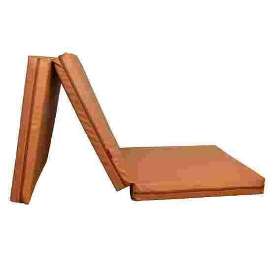 "BenchK ""Folding"" Gymnastics Mat Maroon"