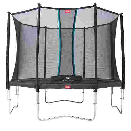 "Berg ""Favourite"" Trampoline with Comfort Safety Net Grey edge cover, ø 3,30 m"